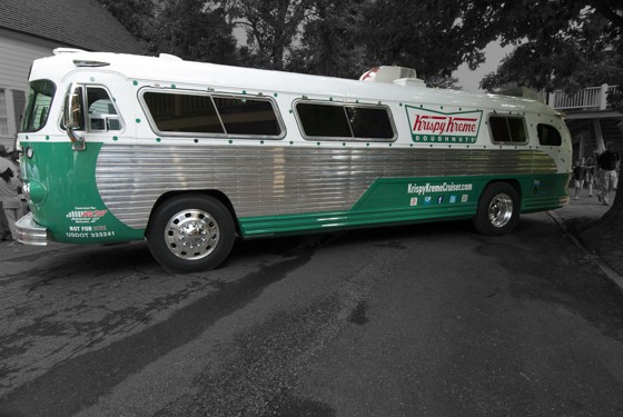 Krispy Kreme's 75th Anniversary Celebration in Old Salem - July