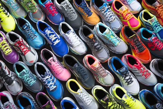 Fleet Feet Shoes